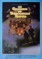 Young Sherlock Holmes - German Movie Poster (xs thumbnail)