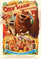 Open Season 3 - Mexican Movie Poster (xs thumbnail)