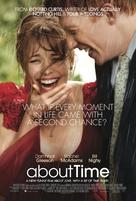 About Time - Movie Poster (xs thumbnail)