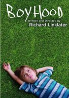 Boyhood - DVD movie cover (xs thumbnail)