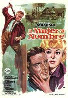 Jons und Erdme - Spanish Movie Poster (xs thumbnail)