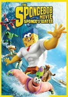 The SpongeBob Movie: Sponge Out of Water - DVD cover (xs thumbnail)