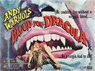 Blood for Dracula - British Movie Poster (xs thumbnail)