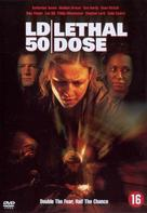 LD 50 Lethal Dose - Danish Movie Poster (xs thumbnail)