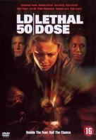 LD 50 Lethal Dose - Danish Movie Poster (xs thumbnail)