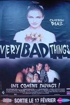 Very Bad Things - French Movie Poster (xs thumbnail)