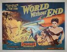 World Without End - British Movie Poster (xs thumbnail)