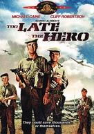 Too Late the Hero - DVD cover (xs thumbnail)