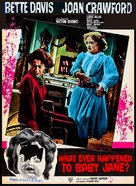 What Ever Happened to Baby Jane? - Italian Movie Poster (xs thumbnail)