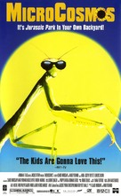 Microcosmos: Le peuple de l'herbe - Movie Poster (xs thumbnail)