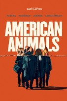American Animals - Video on demand movie cover (xs thumbnail)