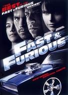 Fast & Furious - DVD cover (xs thumbnail)