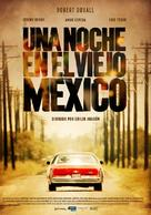 A Night in Old Mexico - Spanish Movie Poster (xs thumbnail)