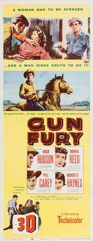 Gun Fury - Movie Poster (xs thumbnail)
