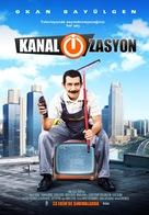 Kanal-i-zasyon - Turkish Movie Poster (xs thumbnail)