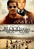 Blood Done Sign My Name - DVD cover (xs thumbnail)