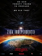Independence Day Resurgence - Romanian Movie Poster (xs thumbnail)
