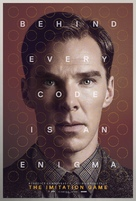 The Imitation Game - British Character movie poster (xs thumbnail)