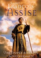 Francis of Assisi - French DVD cover (xs thumbnail)