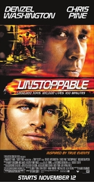 Unstoppable - Movie Poster (xs thumbnail)