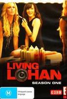 """Living Lohan"" - DVD movie cover (xs thumbnail)"