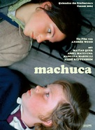 Machuca - Swiss DVD cover (xs thumbnail)