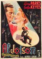 The Jolson Story - Italian Movie Poster (xs thumbnail)