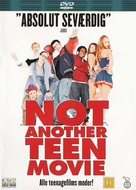 Not Another Teen Movie - Danish Movie Cover (xs thumbnail)