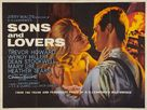Sons and Lovers - British Movie Poster (xs thumbnail)
