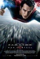 Man of Steel - Icelandic Movie Poster (xs thumbnail)