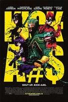 Kick-Ass - Singaporean Movie Poster (xs thumbnail)