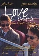 Love and Death on Long Island - Canadian Movie Poster (xs thumbnail)