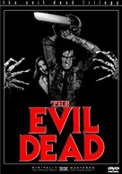 The Evil Dead - DVD movie cover (xs thumbnail)