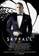 Skyfall - Dutch Movie Poster (xs thumbnail)