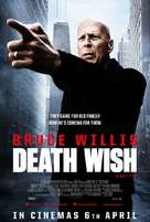 Death Wish - British Movie Poster (xs thumbnail)
