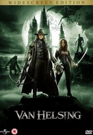 Van Helsing - British DVD cover (xs thumbnail)