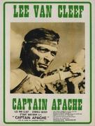 Captain Apache - French Movie Poster (xs thumbnail)