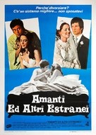 Lovers and Other Strangers - Italian Movie Poster (xs thumbnail)