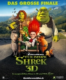 Shrek Forever After - Swiss Movie Poster (xs thumbnail)