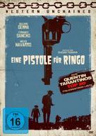 Una pistola per Ringo - German DVD cover (xs thumbnail)