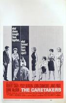 The Caretakers - Movie Poster (xs thumbnail)