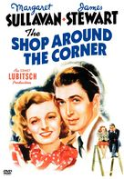 The Shop Around the Corner - DVD cover (xs thumbnail)