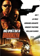 Once Upon a Time in Brooklyn - DVD cover (xs thumbnail)