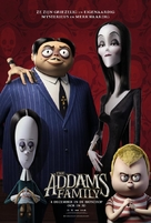 The Addams Family - Dutch Movie Poster (xs thumbnail)