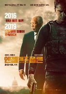 Angel Has Fallen - South Korean Movie Poster (xs thumbnail)