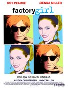 Factory Girl - Movie Poster (xs thumbnail)