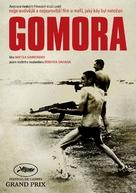 Gomorra - Slovak DVD movie cover (xs thumbnail)
