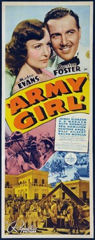 Army Girl - Movie Poster (xs thumbnail)