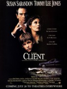 The Client - Movie Poster (xs thumbnail)