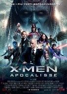 X-Men: Apocalypse - Italian Movie Poster (xs thumbnail)